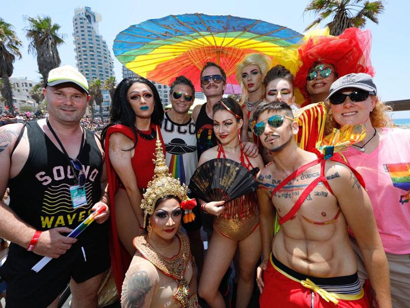 Gay Pride Parade, Tel Aviv 2019