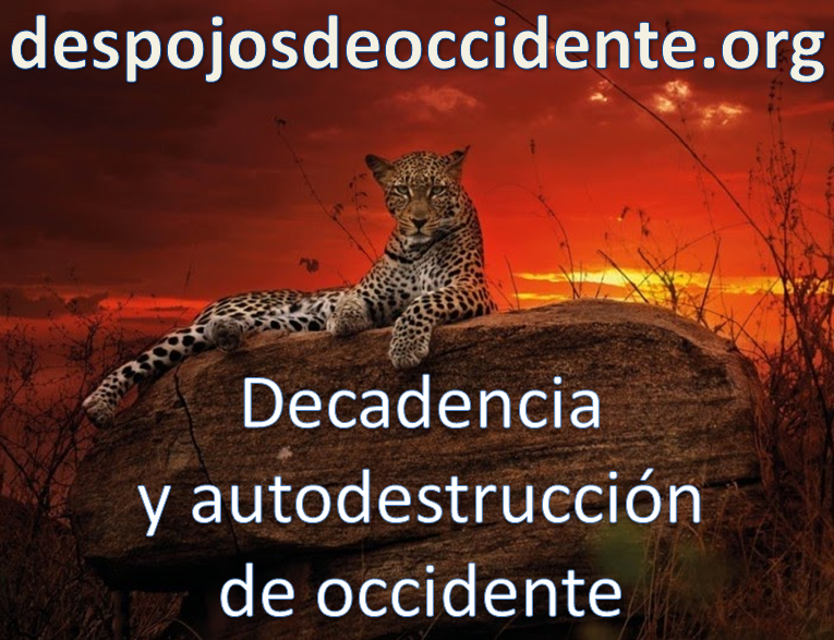 DESPOJOS DE OCCIDENTE