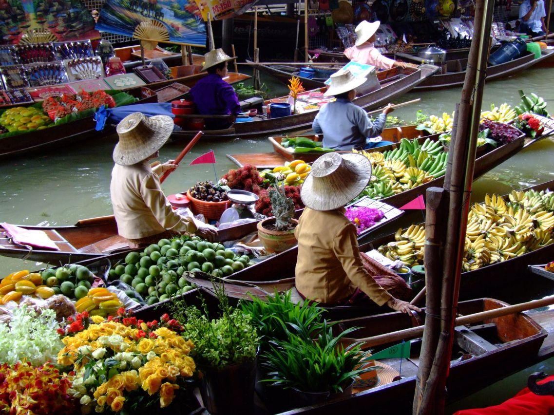 Mercado-Flotante-Damnoen-Saduak