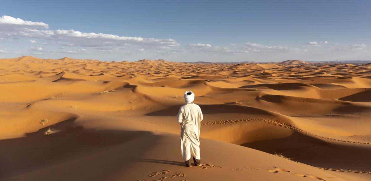 desierto paz